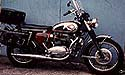image of 1969 BSA bagger